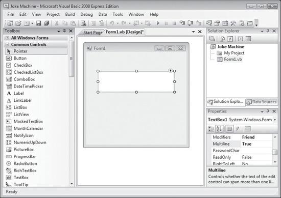 Visual Basic 2008 Book