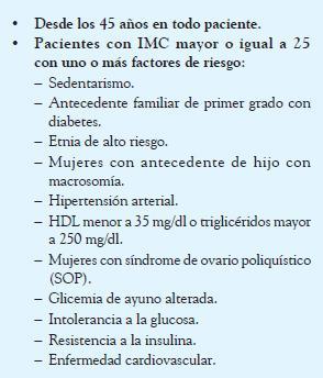 pruebas de bdi3c para diabetes